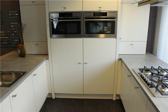 Keuken Wandkast 5 : Hoge ondiepe kast: ink unit badmeubel 120 cm. interieur timmerwerk
